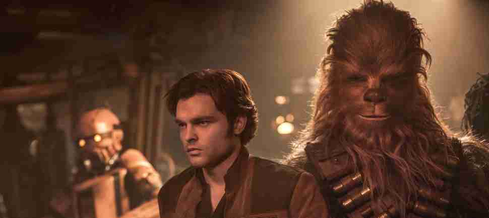 The Guy Who Plays Chewbacca Reveals What It's Like to Live as a Wookiee