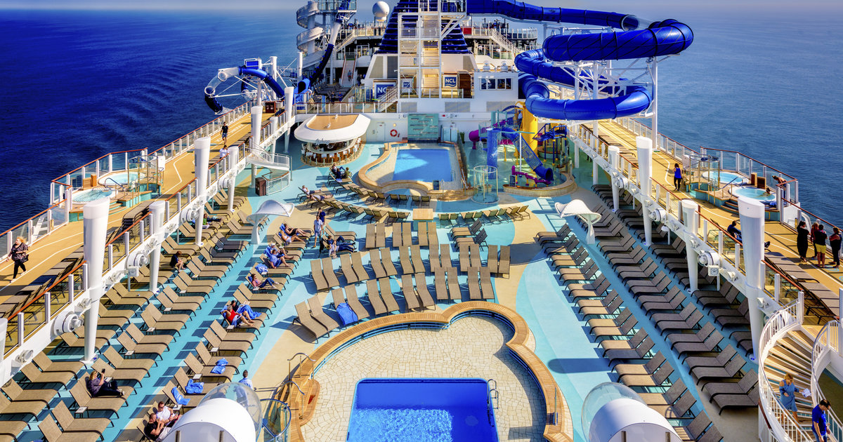 Norwegian Bliss Cruise Review Inside The Thrilling New