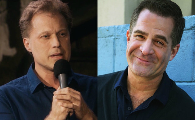 Henry Phillips, Todd Glass