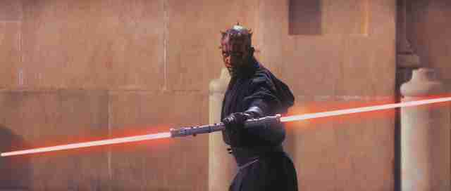 darth maul, phantom menace