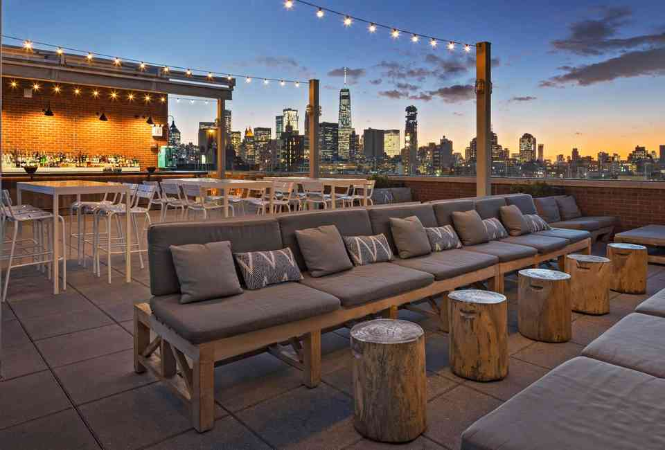 Best Rooftop Restaurants In Nyc Where To Eat Dinner With A