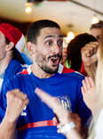 celebrate world cup
