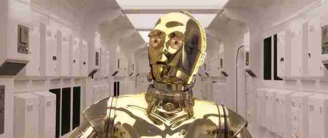 c-3po, lucas film, anthony daniels