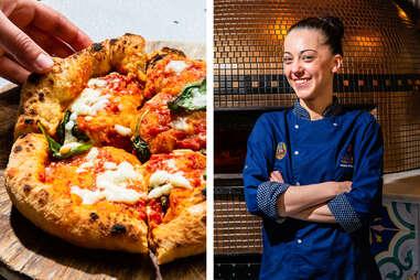 fried pizza pizzas pizze frites italian montanara new dish american