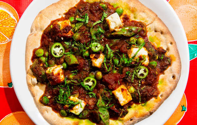 Why Indian Pizza Will Be Your Next Obsession