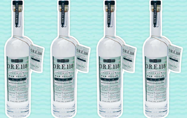 The World's First Raw Vegan Gin