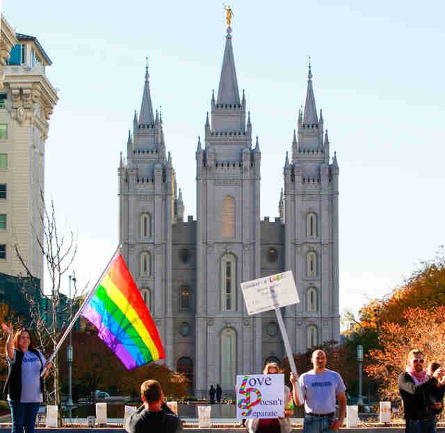 Salt Lake City Pride 2019: Celebrating Gay Pride in the ...