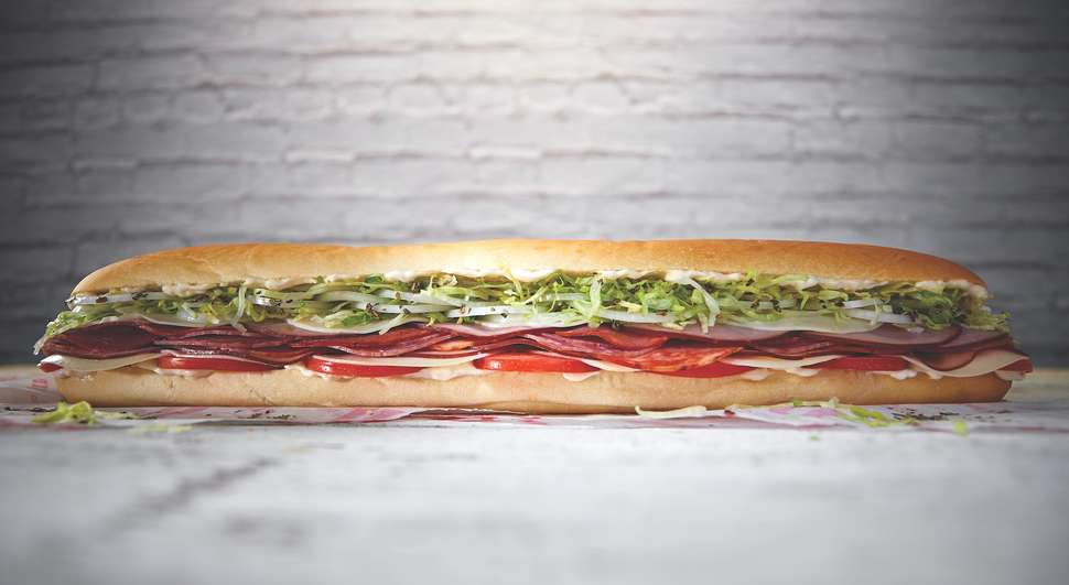 Image result for huge sub sandwich