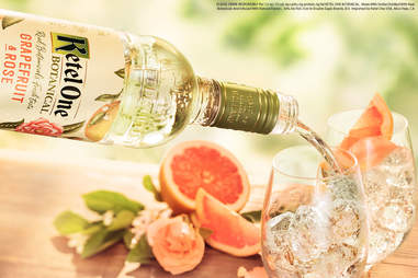 Ketel One Botanical - branded inclusion - Supercall - Ketel One