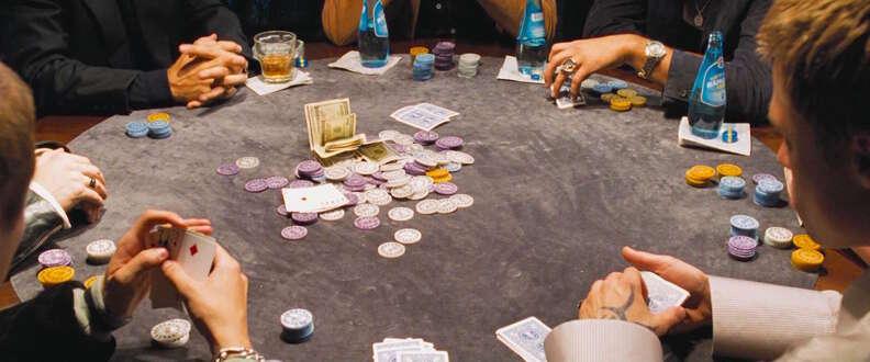 Ocean's Eleven poker