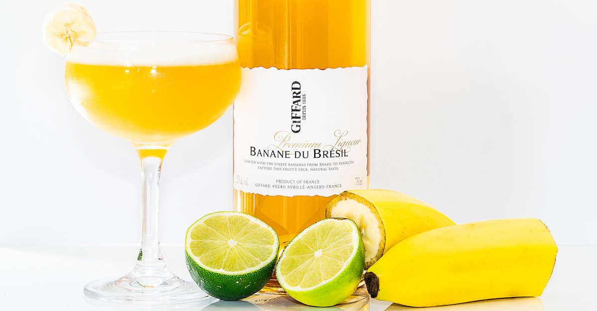 Giffard Banana Liqueur Is The Ultimate Cocktail Ingredient