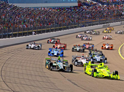 indy car race