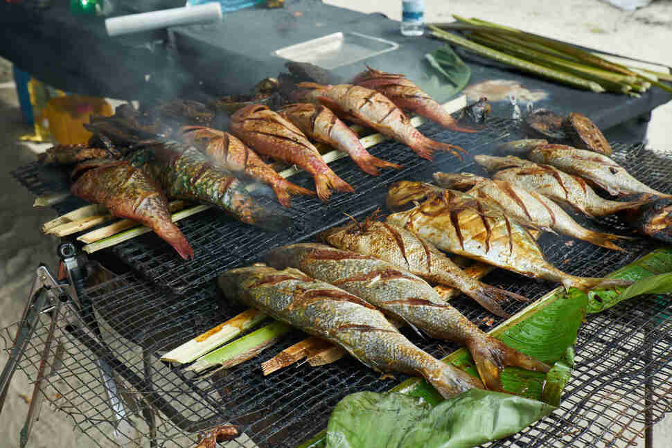 seafood local
