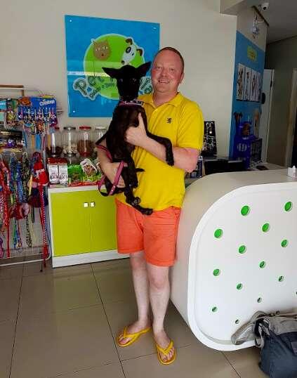 amazon dog rescue negrita