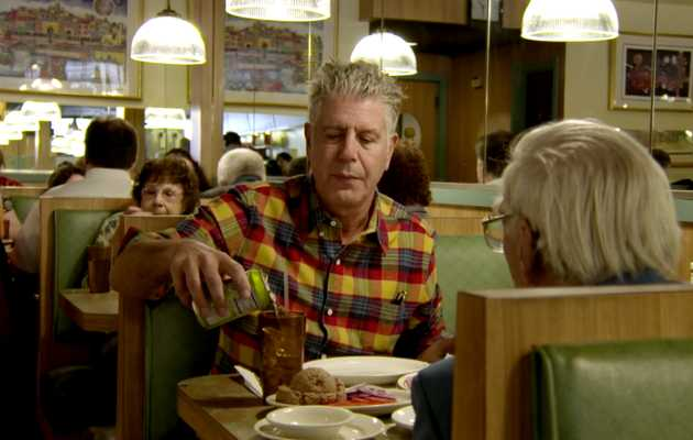 Anthony Bourdain's New York: Every NYC Restaurant in 'Parts Unknown'