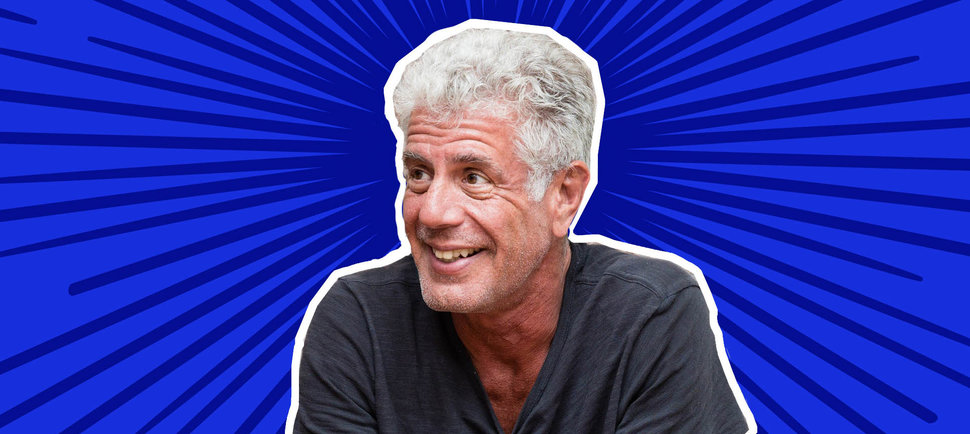Anthony Bourdain's 23 Essential Quotes on Food, Traveling, and Life
