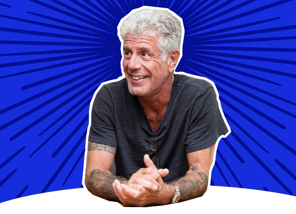 Best Anthony Bourdain Quotes About Life From Parts Unknown More