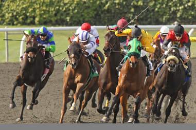 horse racing in California