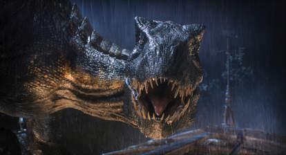 indoraptor, jurassic world fallen kingdom