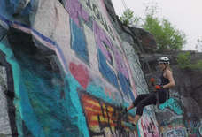 Quincy Quarries is Boston's Best Climbing Destination