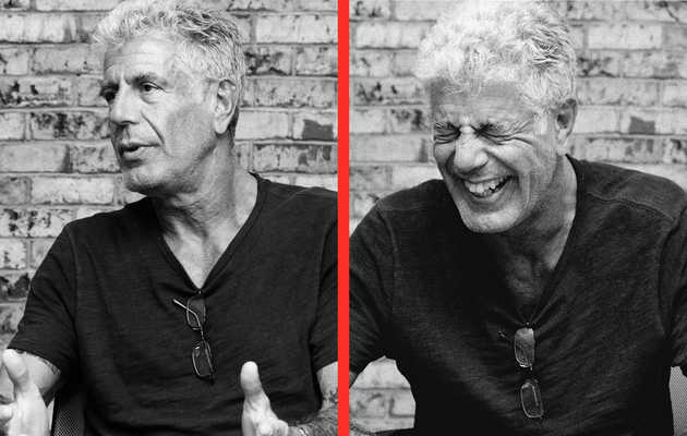 Anthony Bourdain and the Wisdom of Talking to Strangers