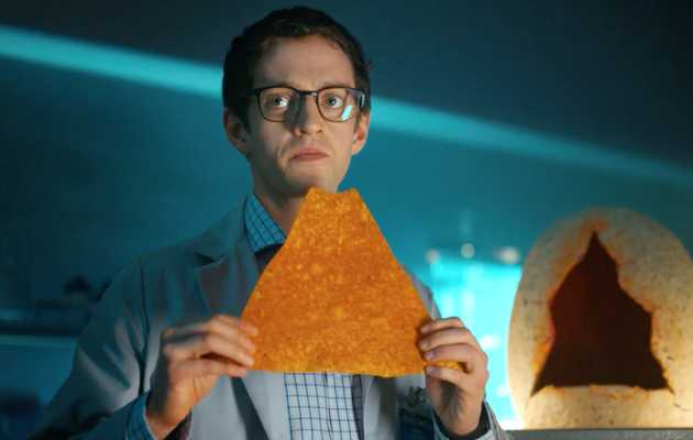 The World's Largest Doritos Are a Foot Long. Here's How to Get Them.