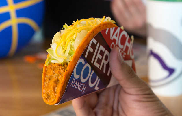 Everyone in America Gets Free Taco Bell Today