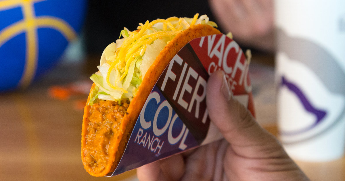 Everyone in America Gets Free Taco Bell Today, Thanks to Basketball