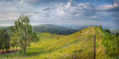 Loess Hills Trail Iowa