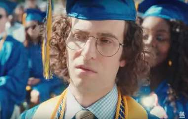 snl graduation commercial nbc