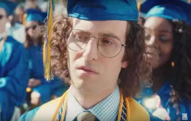 snl graduation commercial nbc