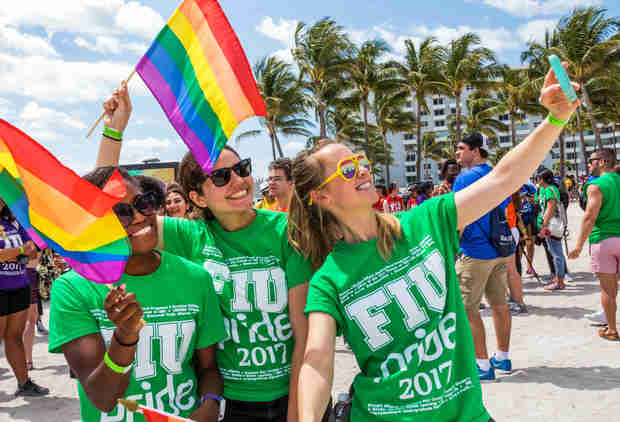 The Most Unexpectedly Awesome Pride Parades in Red States