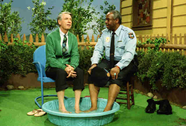 mister rogers, Won't You Be My Neighbor documentary