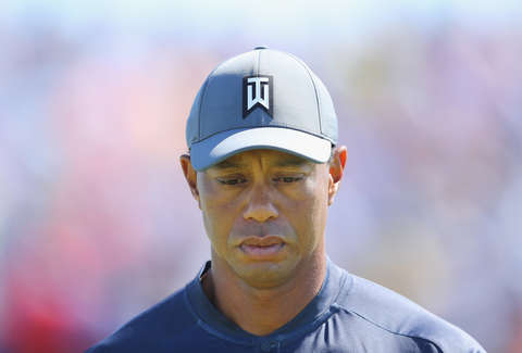 tiger woods triple bogey wendy's tweet