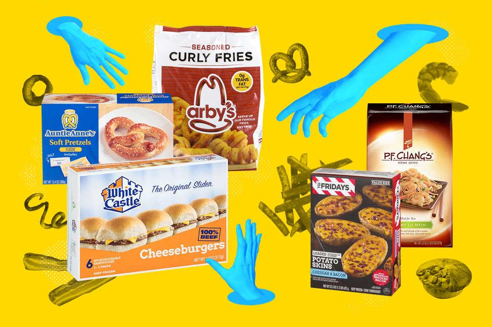 best frozen foods from restaurants that are actually good thrillist