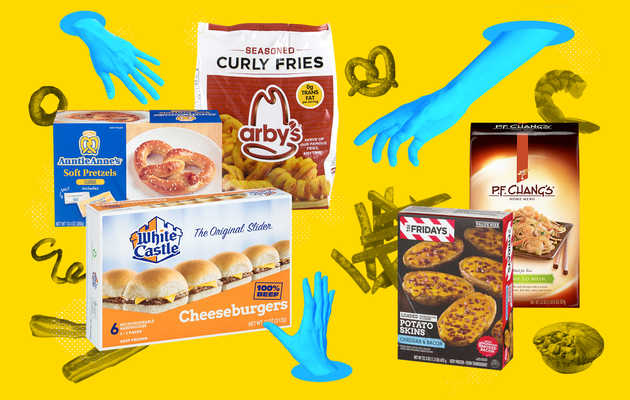 8 Frozen Restaurant Foods Actually Worth Grabbing at the Grocery Store