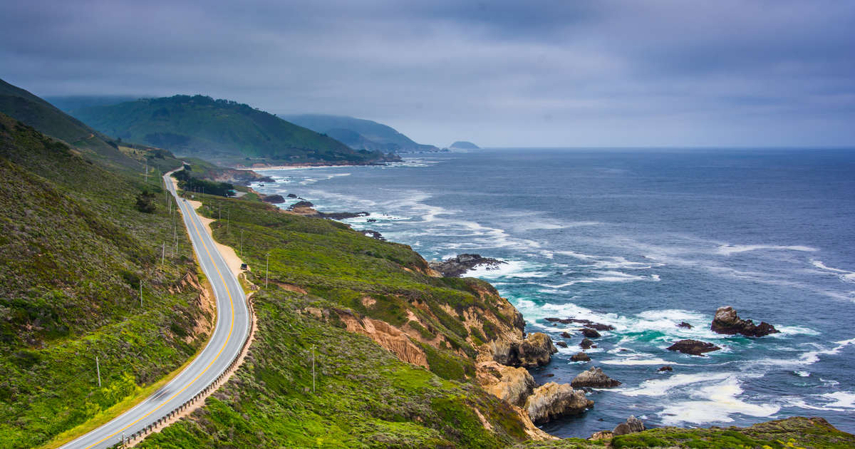 The Most Scenic Drive in All 50 States