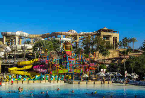 Dubai waterpark