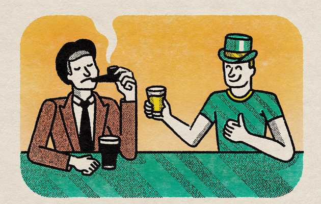 How to Drink Like You're Truly Irish