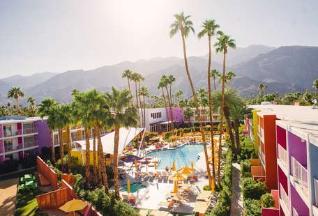 Cool Off at Palm Springs' 15 Hottest Hotels