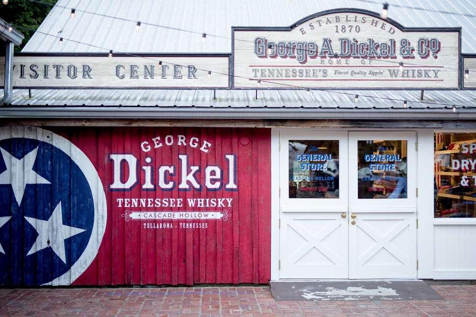 George El Tennessee Whisky