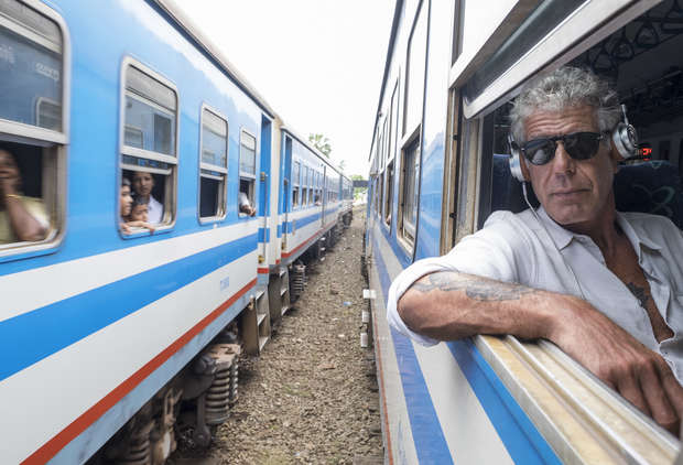 What Americans Can Learn From Anthony Bourdain About Traveling the World