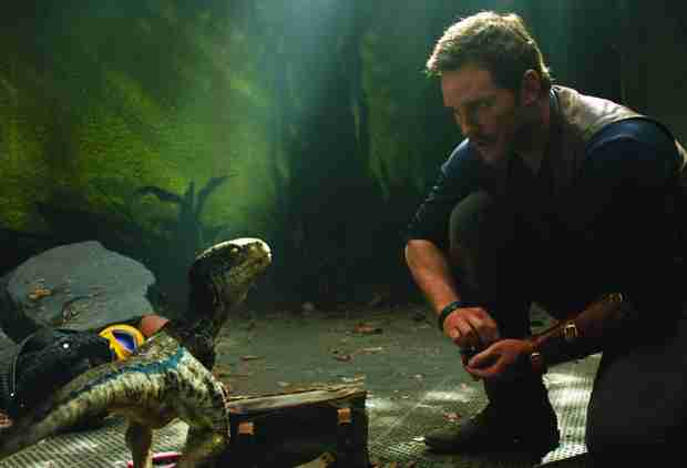 'Jurassic World: Fallen Kingdom' Is a Throwback Dino Romp That Surprisingly Works
