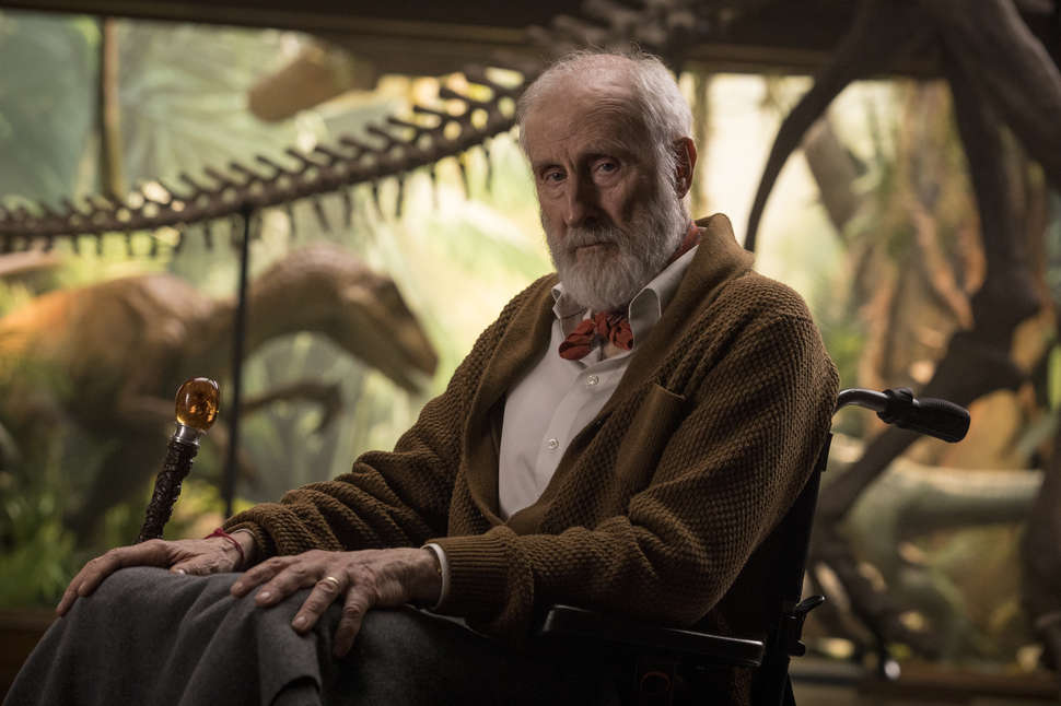 James Cromwell Jurassic World