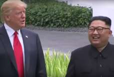 Finally, the 'Bad Lip Reading' of Trump's Kim Jong Un Meeting Is Here & It's Hilarious