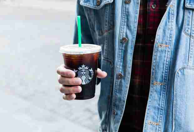 This Starbucks Deal Gets You a Free Iced Coffee Delivery