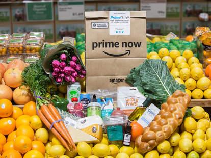 Whole Foods Amazon Prime