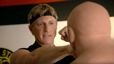 cobra kai, youtube, william zabka