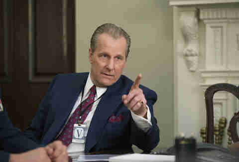the looming tower, hulu, jeff daniels