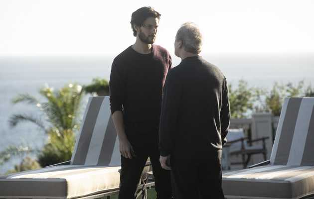 Ben Barnes on That Crazy 'Westworld' Finale and What's Next for Logan